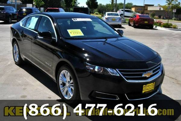 2015 Chevrolet Impala Black *Priced to Go!*