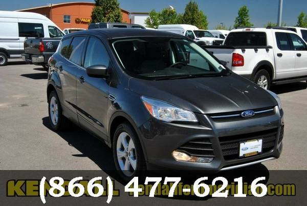 2015 Ford Escape GRAY **Great Price Online!!**
