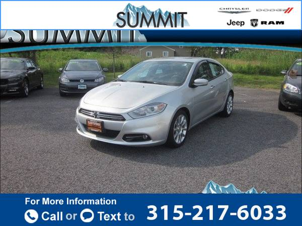 2013 *Dodge* *Dart* *Limited* 27k miles