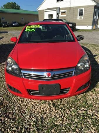 2008 Saturn Astra XR Hatchback, Manual, 80k miles, 90 day warranty!!