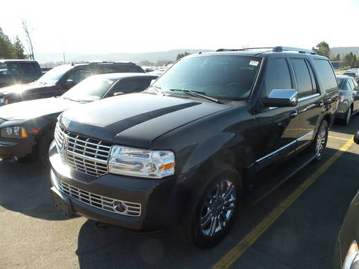2007 LINCOLN NAVIGATOR ELITE EDITION