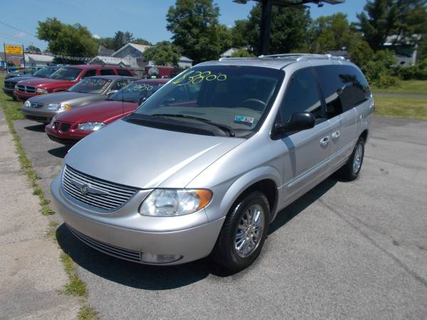 *****2001 CHRYSLER TOWN & COUNTRY*****