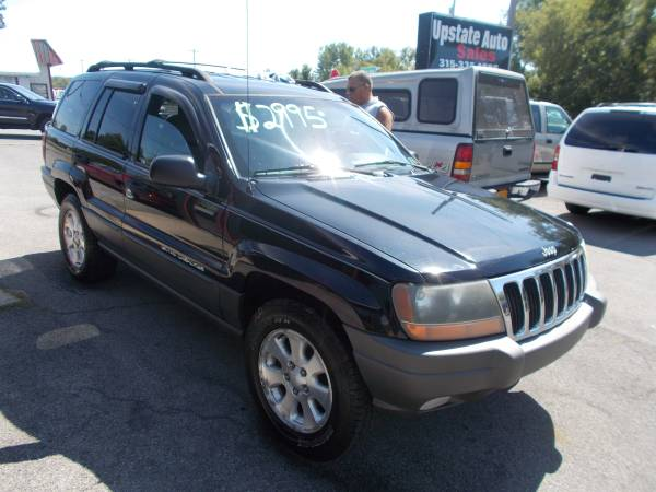 ****2001 JEEP GRAND CHEROKEE**** RUST FREE