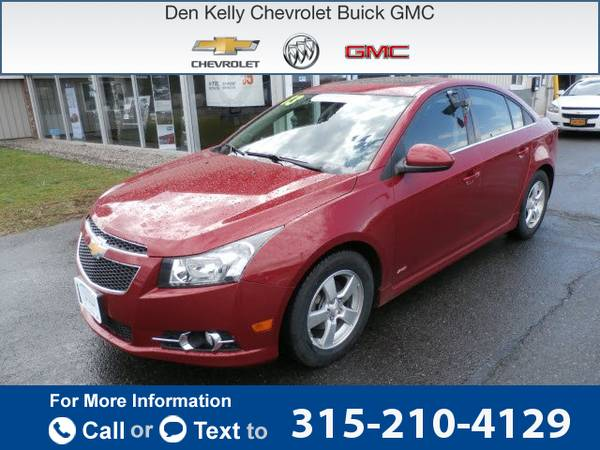 2013 *Chevrolet* *Chevy* *Cruze* *1LT* *RS* 26k miles