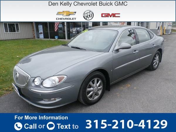 2009 *Buick* *LaCrosse* *CXL* 75k miles