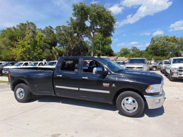 2010 Dodge Ram 3500 SLT Crew Dually Diesel 100% Financing Available
