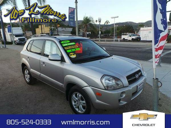 2006 Hyundai Tucson GLStoyota,honda,acura,civic,tacoma,accord,camry,