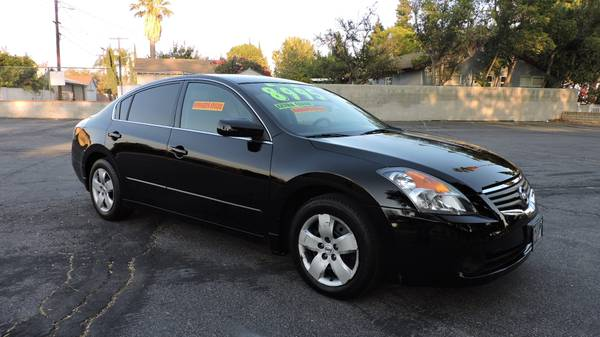 2008 NISSAN ALTIMA WITH 38 SERVICE RECORDS ON CARFAX!