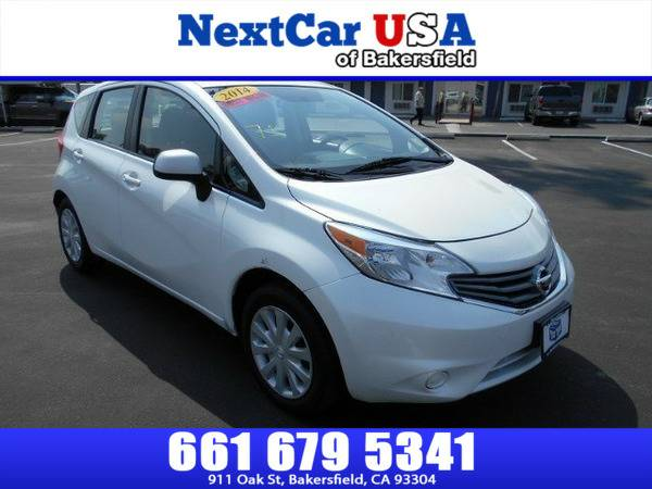*2014* *Nissan* *Versa Note* *SV* **As Low as $495 Down**