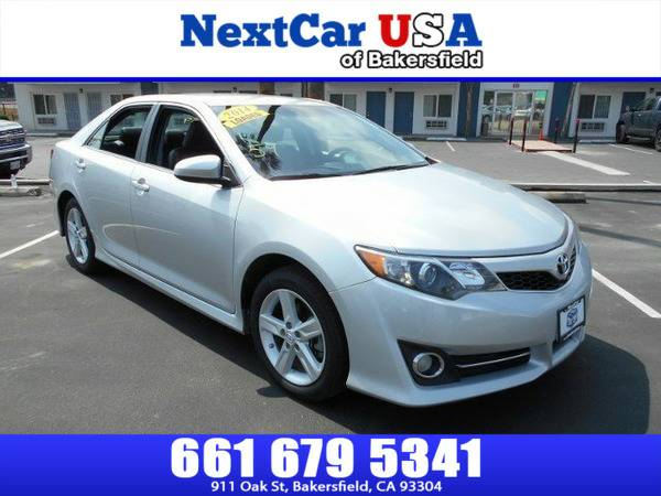 *2014* *Toyota* *Camry* *SE* **As Low as $495 Down**
