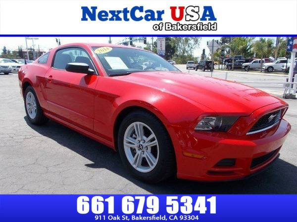 *2014* *Ford* *Mustang* *V6* **As Low as $495 Down**