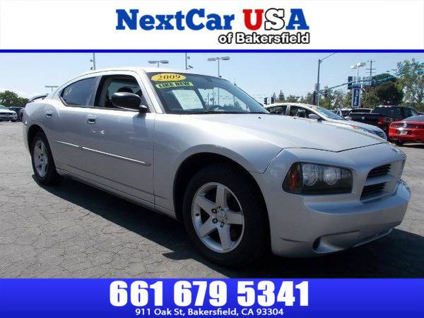*2009* *Dodge* *Charger* *SE* **As Low as $495 Down**