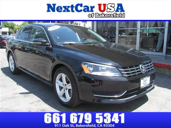 *2012* *Volkswagen VW* *Passat* *TDI SE Sedan 4D* **As Low as $495...