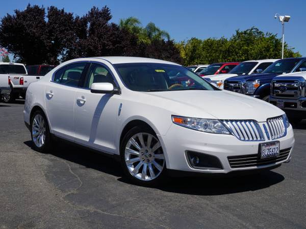 2010 Lincoln MKS 4dr Sedan 4DR SDN 3.7L FW only 33,351 miles