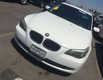 2009 BMW 5 Series 535i 4dr Sedan (hablamos espanol)