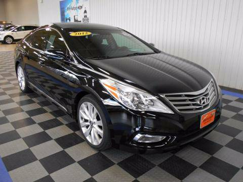 2012 Hyundai Stock W564U Azera 4 Door Sedan only 33,943 miles