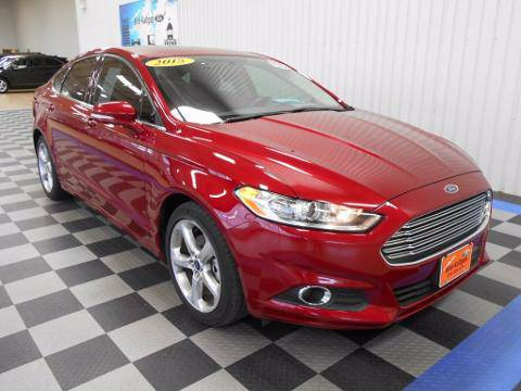 Stock UP58716 2015 Ford Fusion