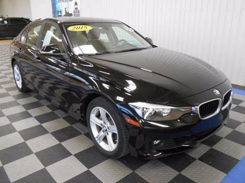Stock UP58316 BMW 2015 3 Series 4 Door Sedan