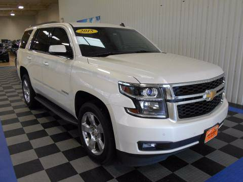 2015 Chevrolet Tahoe 4 Door SUV