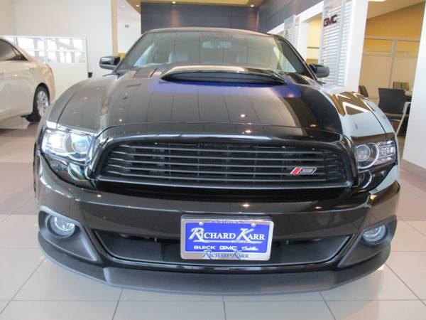 2014 FORD ROUSH MUSTANG / STAGE III / AUTOMATIC / 12,000 MILES !!!!!!!