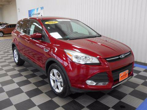 Certified: 2016 Ford Escape 4 Door SUV