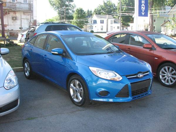 NEW~2013 FORD FOCUS~6MO/7500 MILE WARRANTY~FINANCING