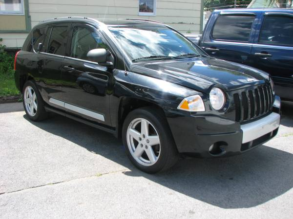 1 OWNER~2010 JEEP COMPASS LT AWD ~6MO/7500 MILE WARRANTY~FINANCING