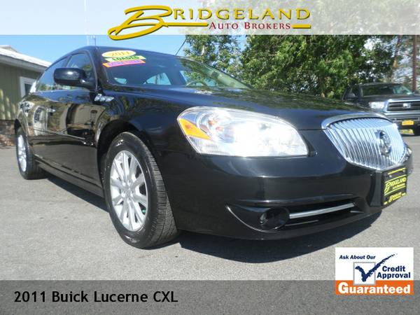 2011 Buick Lucerne CXL SUPER CLEAN LOADED LUXURY .. GREAT PRICE 80K