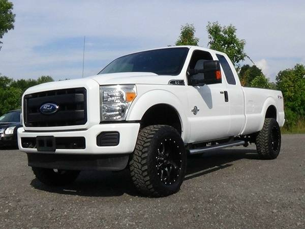 2011 Ford F-250 _ 6.7 Diesel _ Lifted _ Deleted _ Texas Truck