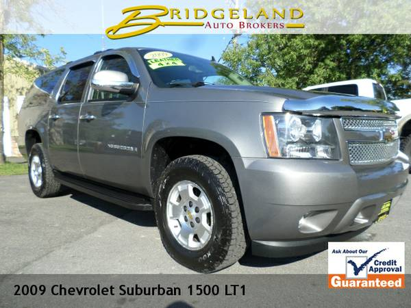 2009 Chevrolet Suburban 1500 LT SUPER CLEAN LEATHER... NEED ROOM?
