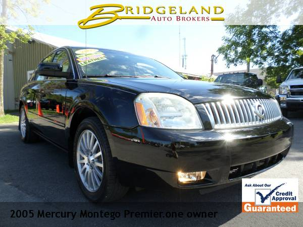 2005 Mercury Montego PREMIER ONE OWNER SOUTHERN SHOWROOM CONDITION