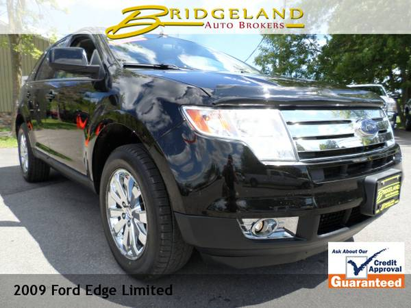 2009 Ford Edge LIMITED ..HEATED LEATHER .. GREAT CONDITION!