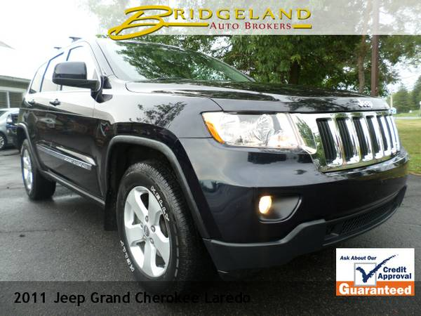 2011 Jeep Grand Cherokee LAREDO NEW BODY STYLE LEATHER .. LOADED
