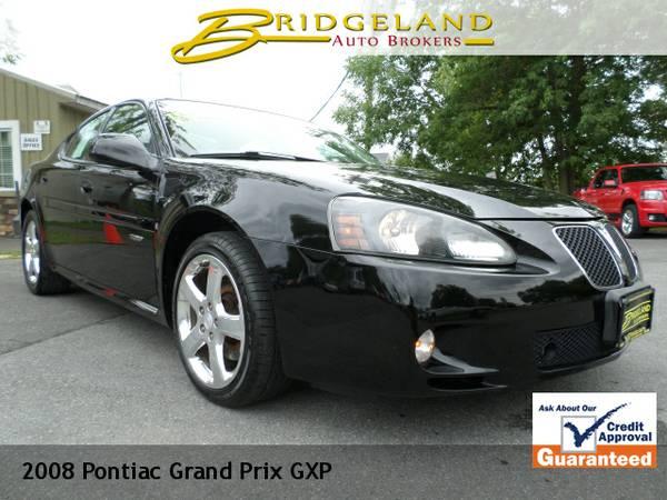 2008 Pontiac Grand Prix GXP 5.3L v8 LEATHER ROOF GORGEOUS CLEAN CAR!