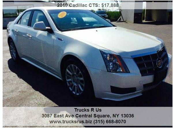2010 Cadillac CTS only 25k Miles
