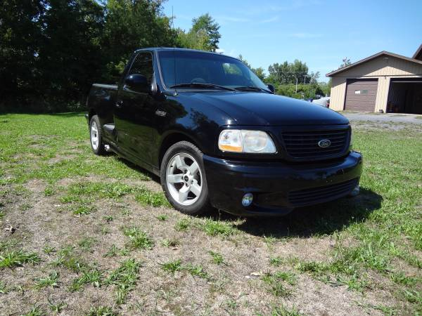 2001 Ford Lightning Factory Supercharged Gorgeous Very Rare Collectors