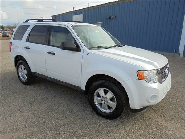 2012 FORD ESCAPE XLT 4WD SUV 3.0L