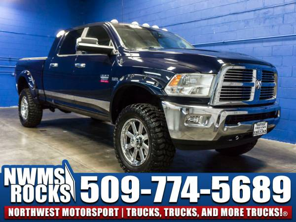 Lifted 2012 *Dodge Ram* 2500 Laramie 4x4 - 2012 Dodge Ram 2500...