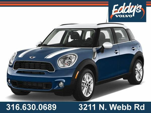 2011 *MINI* *Cooper* *S* *Countryman* Lots of Makes and Models-...