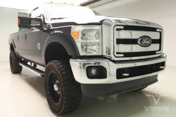 2012 Super Duty F-250 Pickup Truck XLT Texas Edition Crew Cab 4x4 Fx4