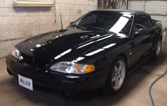 1995 FORD COBRA MUSTANG
