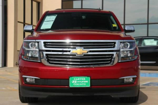 2015 CHEVY SUBURBAN LTZ! HARD TO FIND 4WHEEL DRIVE!! ONLY $684/MONTH!!