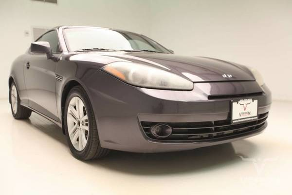 2008 Stock D4234A Hyundai Tiburon Coupe GS Coupe FWD 47,689 miles only