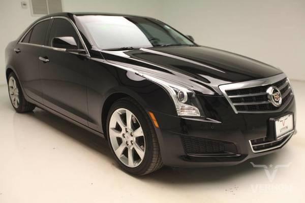 2014 Stock G3727A Cadillac ATS Sedan Luxury Sedan RWD 19,243 miles...