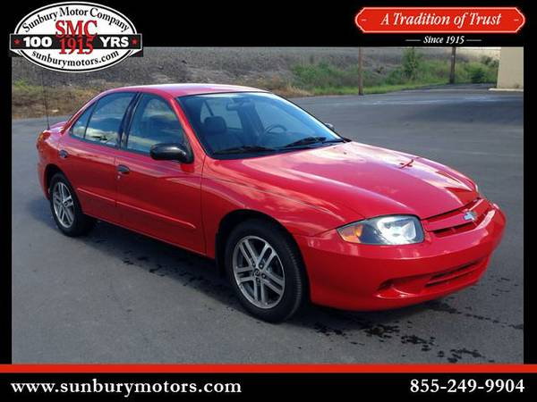 2004 Chevrolet Cavalier - *WE CAN FINANCE EVERYONE*
