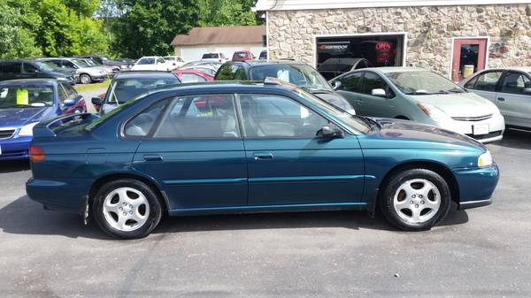 99 Subaru Legacy