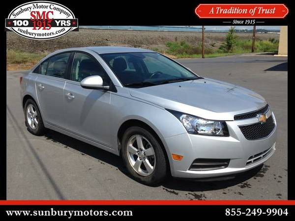2014 Chevrolet Cruze - *WE CAN FINANCE EVERYONE*