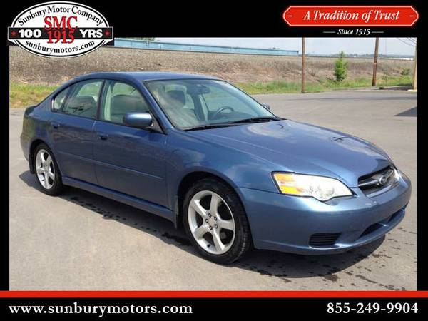 2007 Subaru Legacy Sedan - *WE CAN FINANCE EVERYONE*