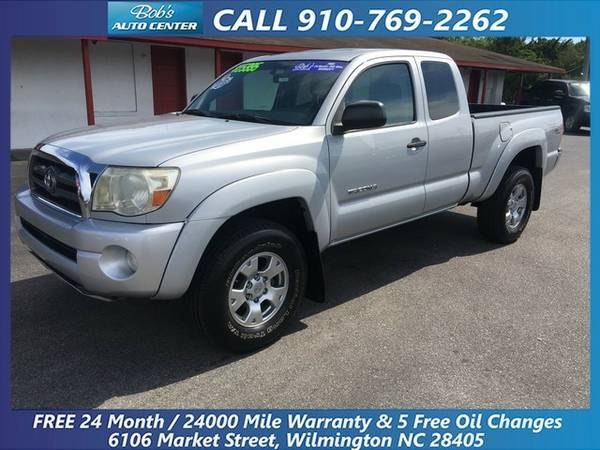 2008 Toyota Tacoma PreRunner with