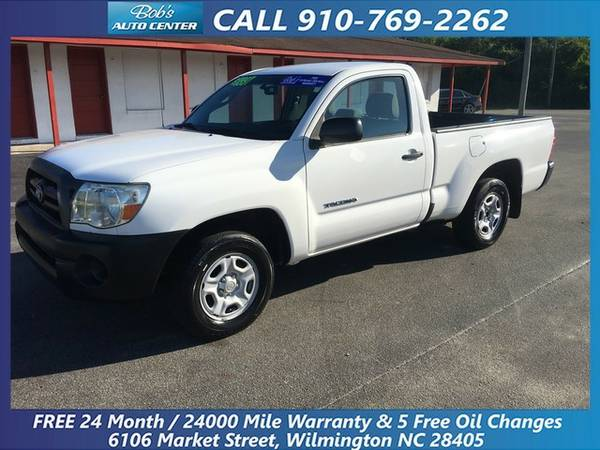 2008 Toyota Tacoma with